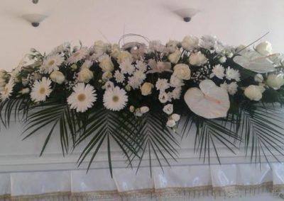 Cvjetni aranžmani za pogrebe